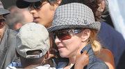 Madonna znów z byłym mężem