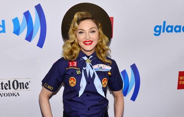 Madonna /Jason Merrit /Getty Images