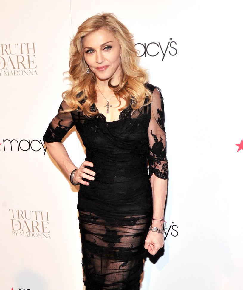 Madonna /Christopher Polk /Getty Images