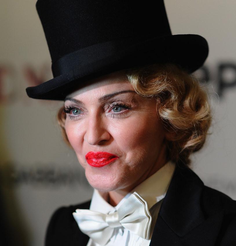 Madonna /Dimitrios Kambouris /Getty Images