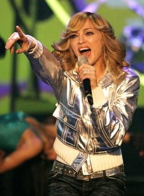 Madonna /arch. AFP