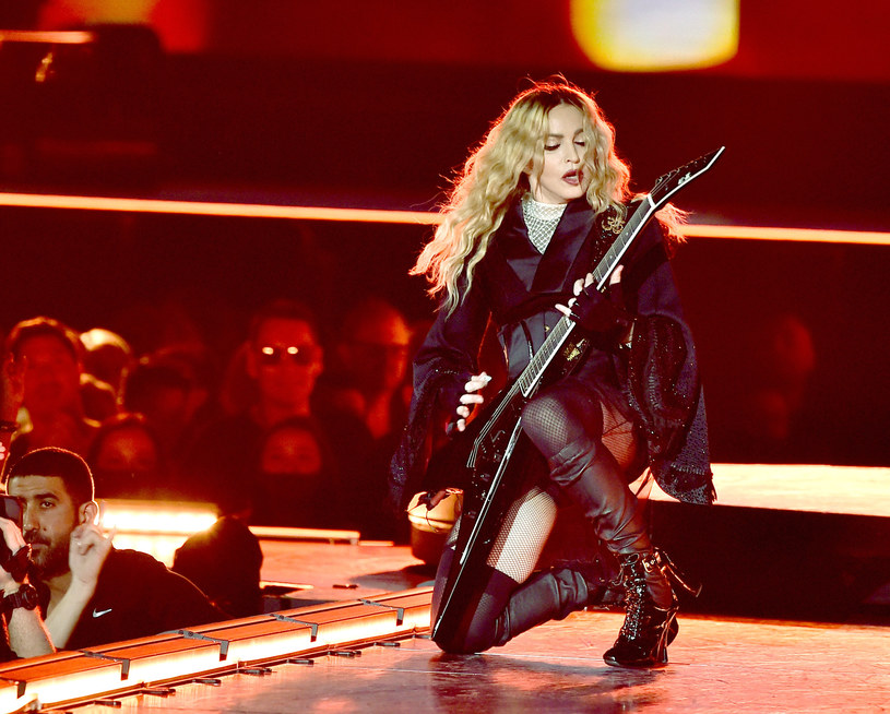 Madonna /Kevin Winter /Getty Images