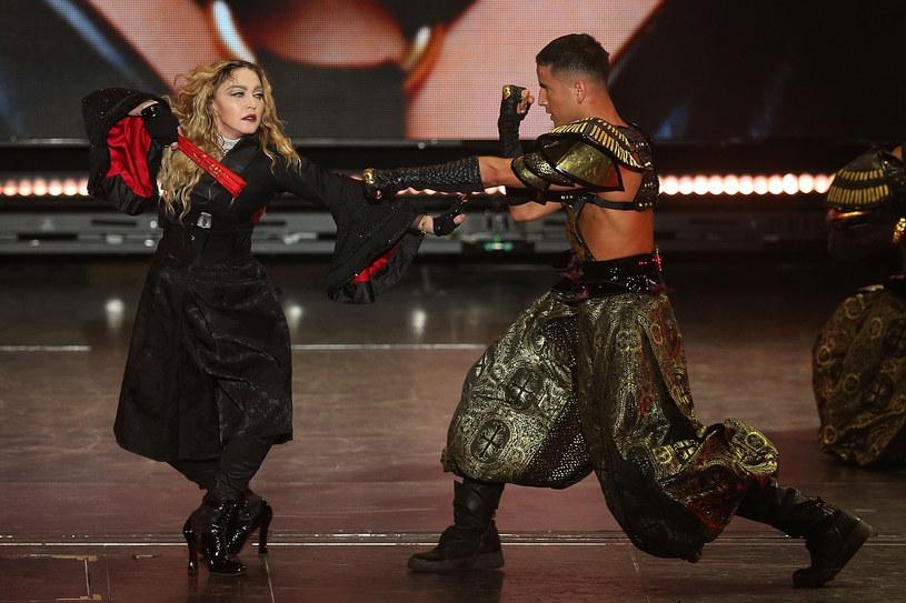 Madonna /Graham Denholm /Getty Images