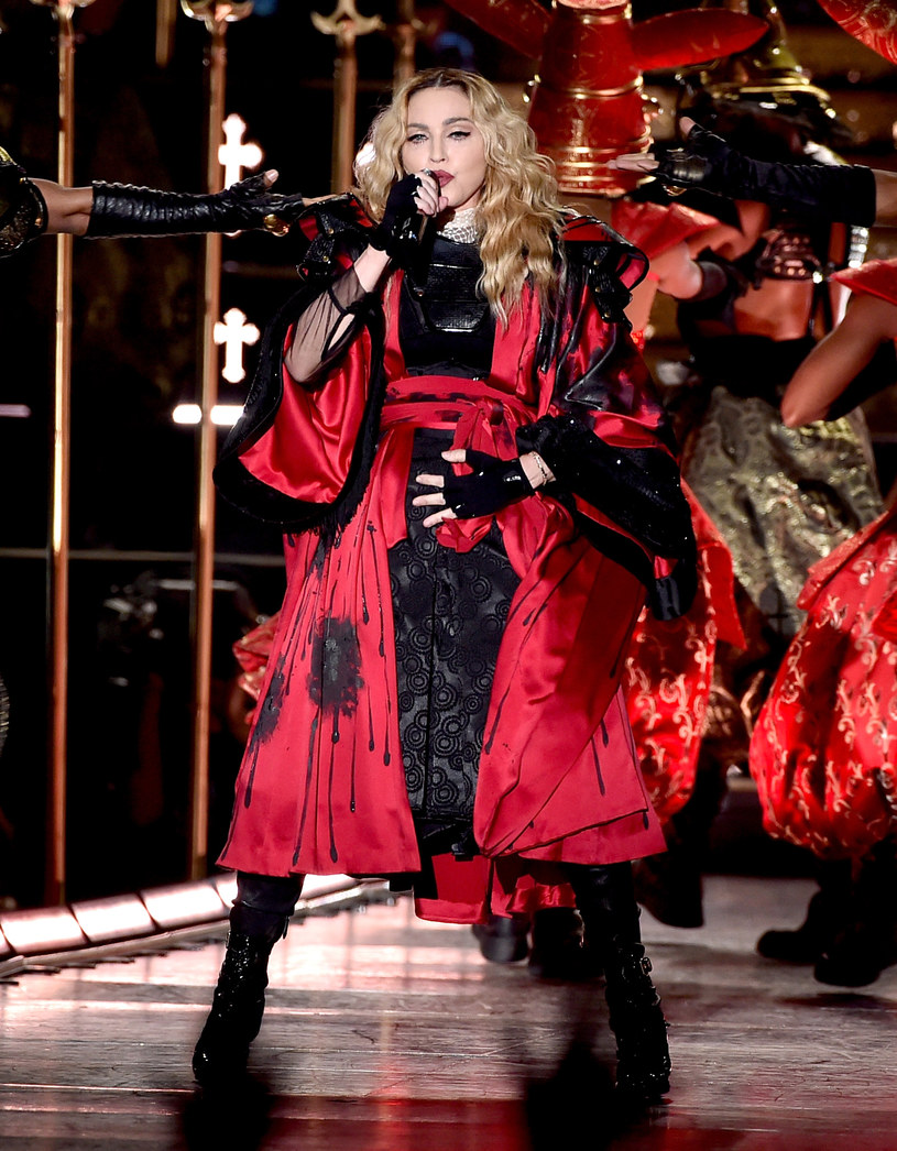 Madonna /fot. Kevin Winter /Getty Images