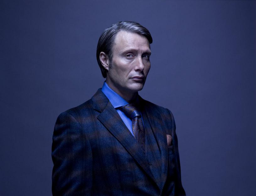"Mads Mikkelsen w serialu ""Hannibal"" /materiały prasowe"