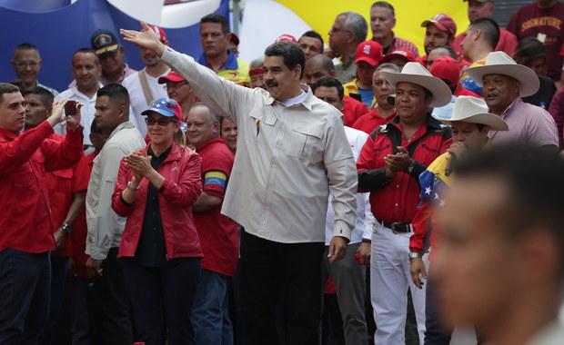 Maduro oskarża Chile, Kolumbię i USA o ataki cybernetyczne na energetykę
