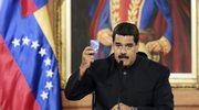 """Maduro zapowiedział wybory do """"zgromadzenia obywatelskiego"""""""