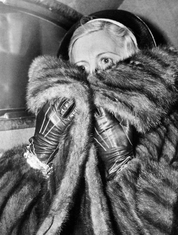 Mae Capone, żona legendarnego gangstera, unikała dziennikarzy i fotografów. Nigdy nie powiedziała nic, co mogłoby Alowi zaszkodzić /East News