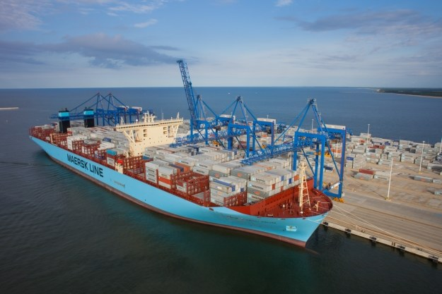 Maersk Mc-Kinney Moeller /materiały prasowe