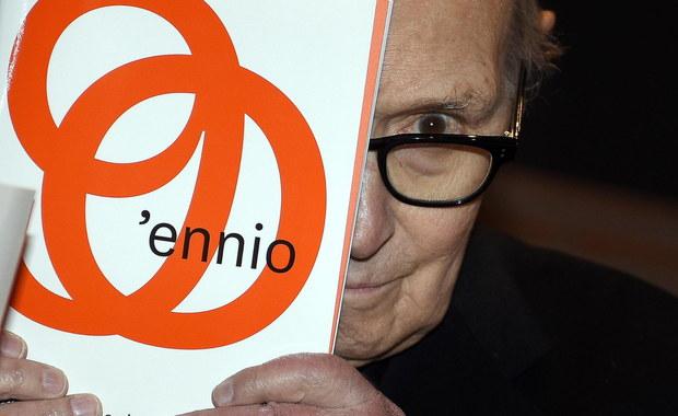 Maestro kina Ennio Morricone kończy 90 lat