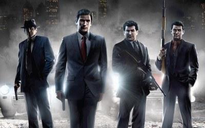 Mafia II - motyw graficzny /Informacja prasowa