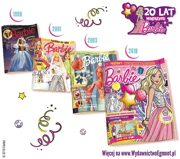Magazyn Barbie ma już 20 lat /materiały prasowe