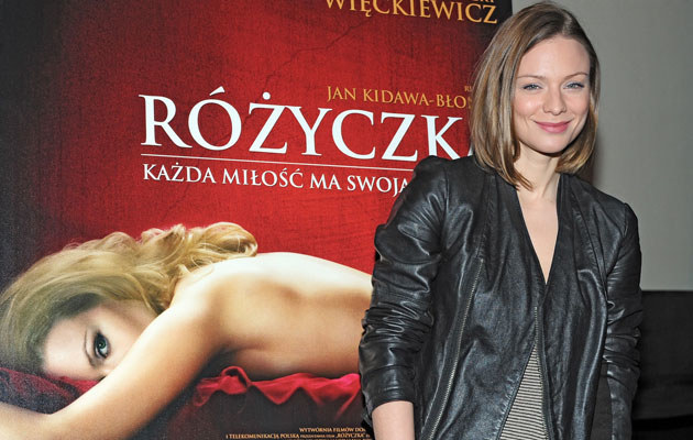 Magda Boczarska, fot. Andras Szilagyi  /MWMedia