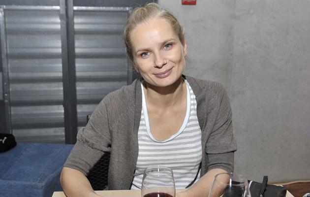 Magda Cielecka, fot.Jacek Kurnikowski  /AKPA