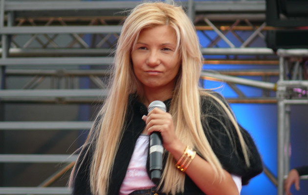 Magda Femme, fot. Tomek Piekarski  /MWMedia
