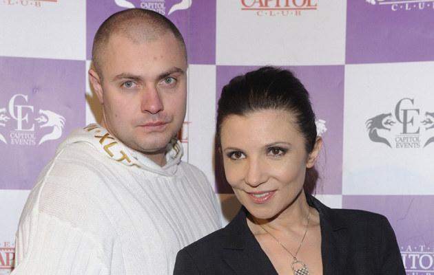 Magda Femme z narzeczonym /Jarosław Antoniak /MWMedia