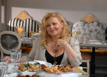 Magda Gessler/fot. Andrzej Szilagyi /MWMedia