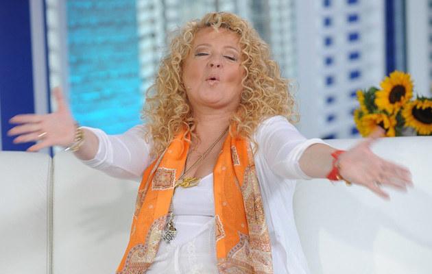Magda Gessler, fot.Bartosz Krupa  /East News