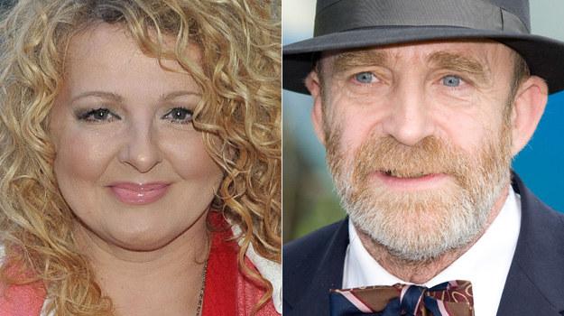 Magda Gessler i Adam Gessler staną w szranki o widzów kulinarnych programów /MWMedia