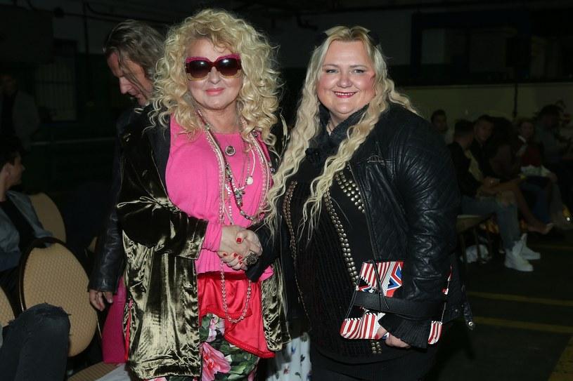 Magda Gessler i Manuela Michalak /VIPHOTO /East News