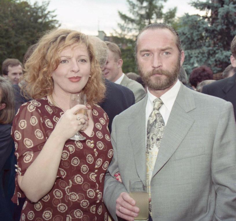 Magda Gessler i Piotr Gessler /Zenon Zyburtowicz /East News
