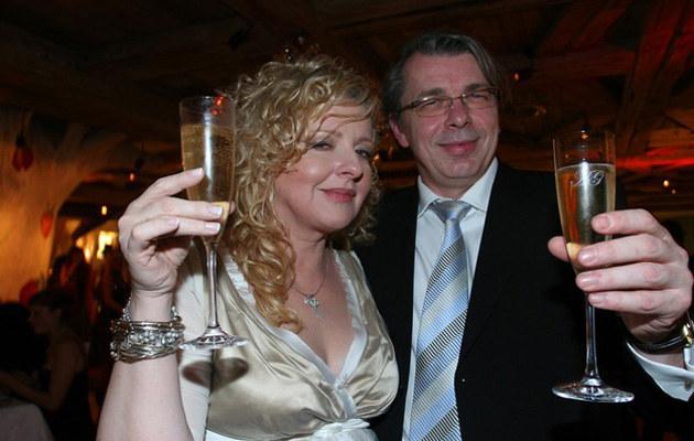 Magda Gessler i Waldemar Kozerawski, fot.Warda  /AKPA