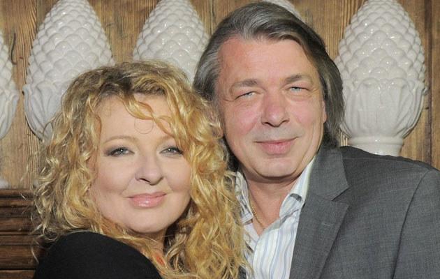 Magda Gessler i Waldemar Kozerawski /Tricolor /East News