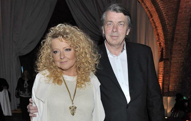 Magda Gessler i Waldemar Kozerawski /Jarosław Antoniak /MWMedia