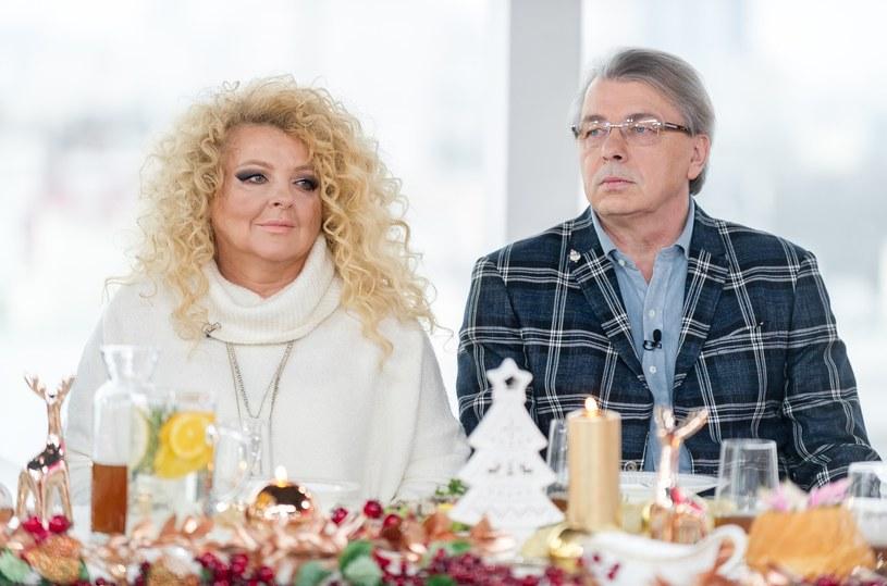Magda Gessler i Waldemar Kozerawski /Bartosz Krupa /East News