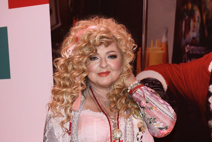 Magda Gessler ma pasierba /VIPHOTO /East News