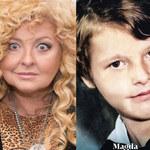 Magda Gessler podzieliła się zdjęciem z młodości. Wygląda jak chłopak!