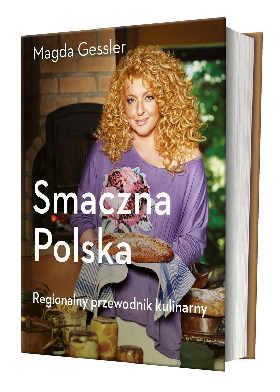 Magda Gessler, Smaczna Polska /Wydawnictwo Znak