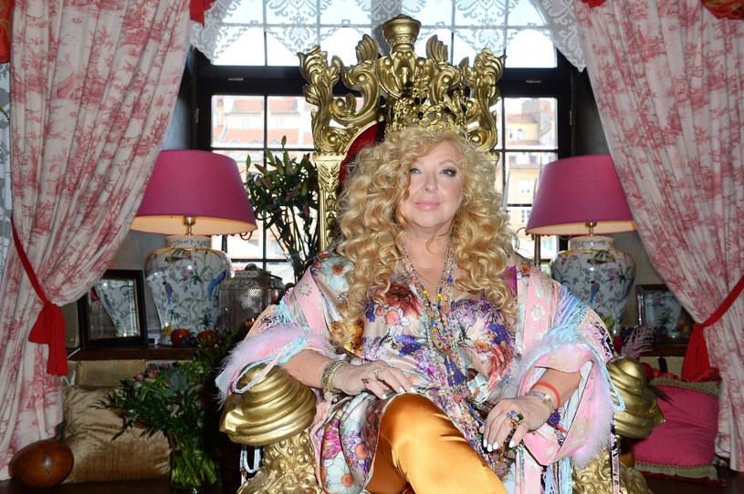Magda Gessler uwielbia rządzić /Tricolors /East News