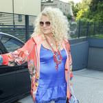 Magda Gessler w barwnej stylizacji na imprezie!
