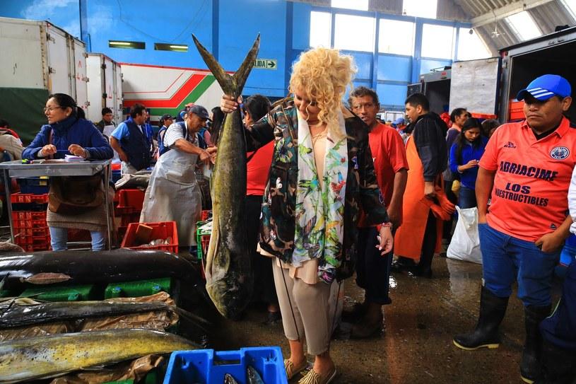 Magda Gessler w Peru /Styl.pl/materiały prasowe