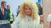Magda Gessler wystąpiła w kontrowersyjnej kurtce! Wybuchł skandal!