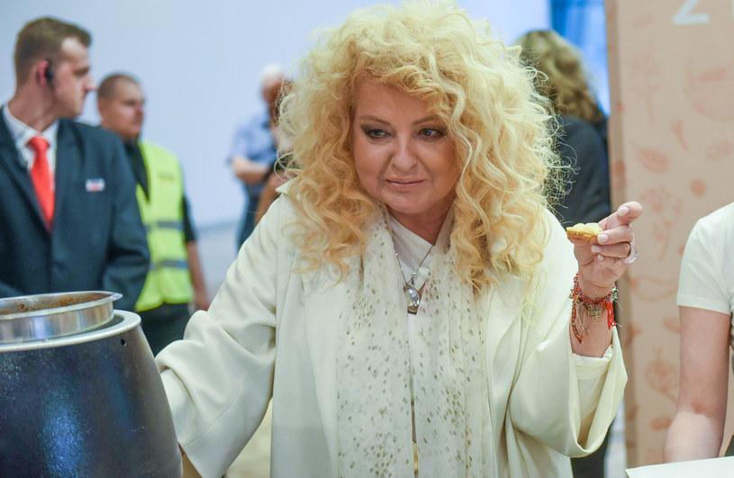 Magda Gessler /Łukasz Gdak /East News