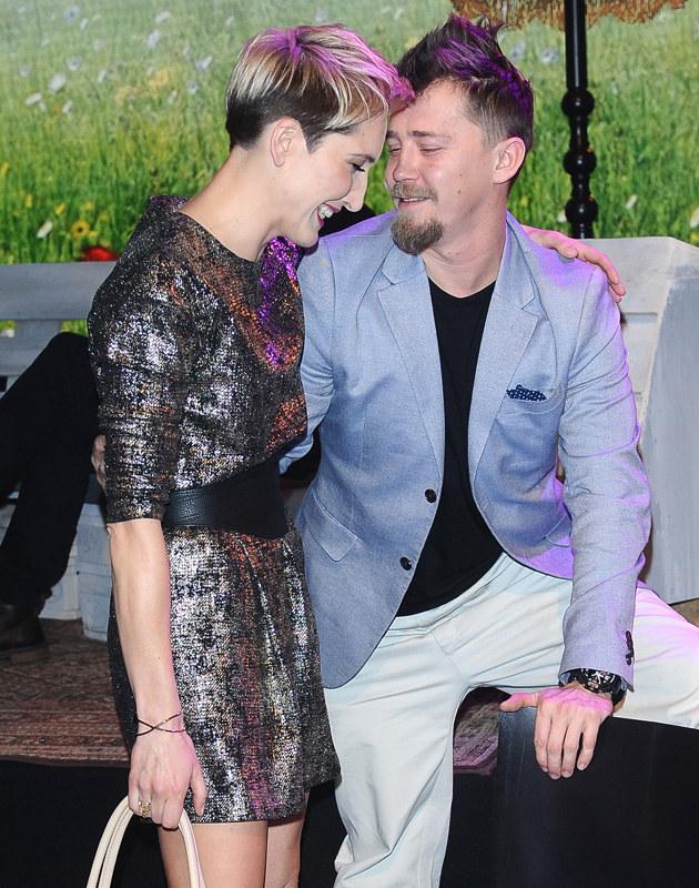 Magda i Bartosz Obuchowicz /- /MWMedia