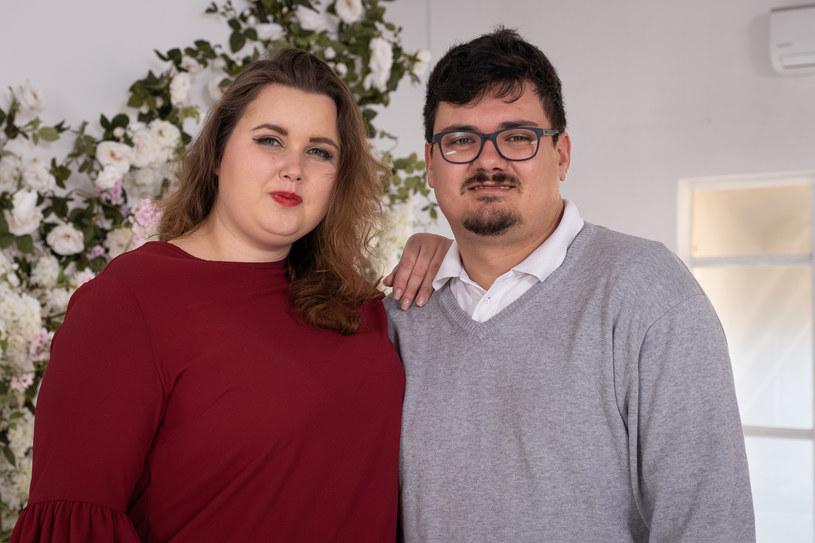 Magda i Grzegorz poznali się na portalu randkowym /TVN