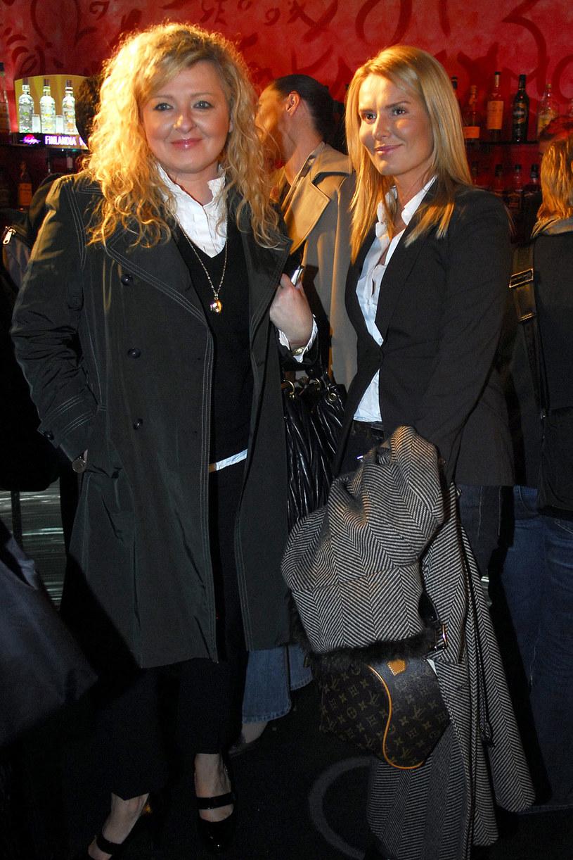 Magda i Hanna /- /AKPA