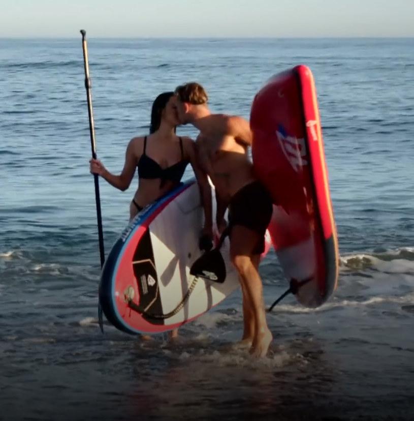 "Magda i Igor- ""Love island. Wyspa miłości"" /Polsat/Ipla /Polsat"
