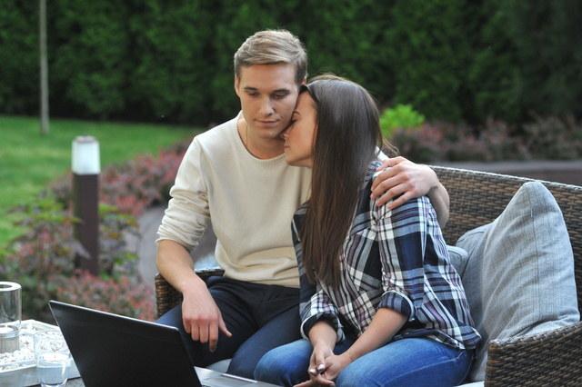 Magda i Olek bardzo chcieliby zostać rodzicami /Agencja W. Impact