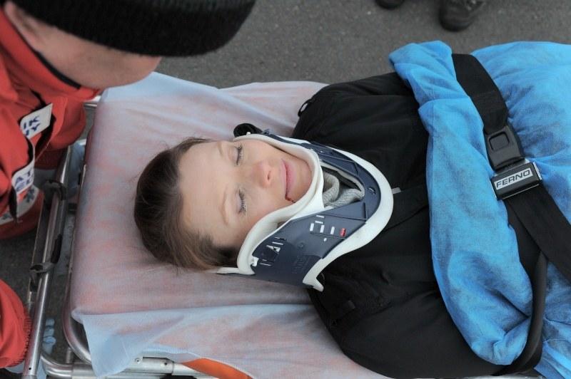 Magda (Karolina Nolbrzak) /Agencja W. Impact