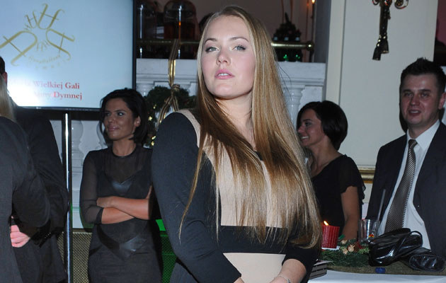 Magda Lamparska, fot. Andras Szilagyi  /MWMedia