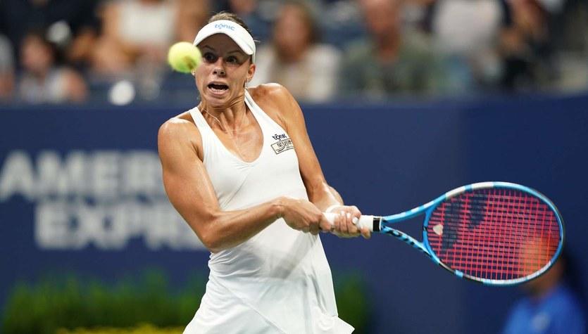 Magda Linette -  Jelena Rybakina w 1/8 finału turnieju WTA w Ostrawie. Relacja na żywo
