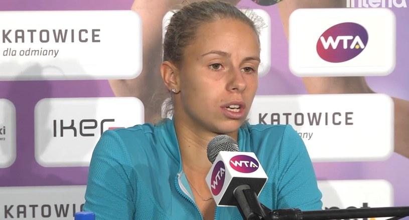 Magda Linette /INTERIA.PL