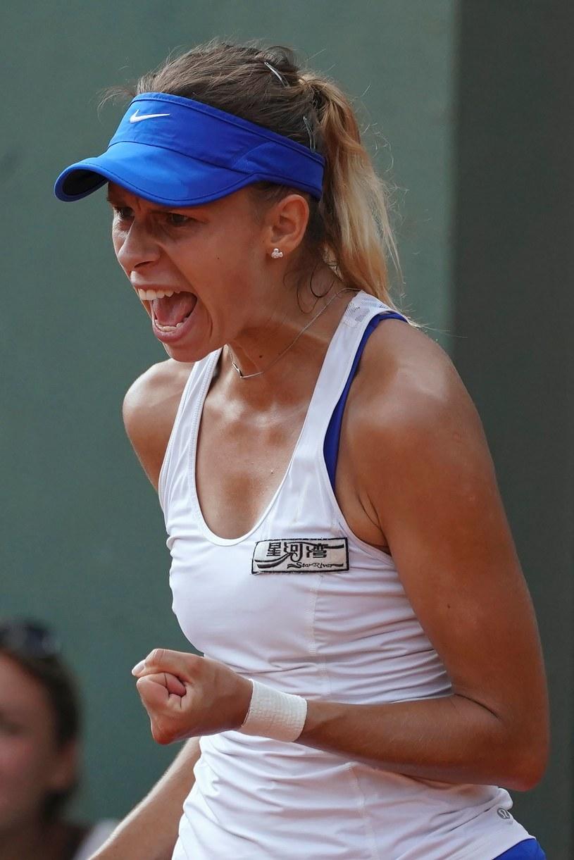 Magda Linette /AFP