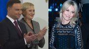 """Magda Ogórek znów kadzi Dudom! """"Jestem dumna, że mamy takiego prezydenta i prezydentową"""""""