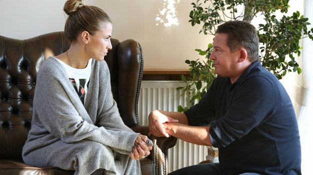Magda postanowi spróbować być panią własnego życia z dala od facetów. /Agencja W. Impact