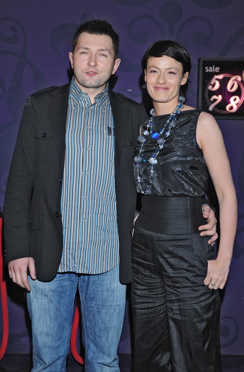 Magda Różczka i Michał Marzec /- /MWMedia